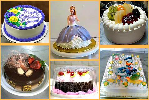 Фото кондитерских изделий, торты